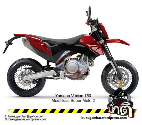 yamaha vixion modification concepts