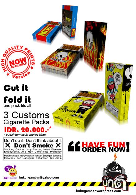 3 Customs Design